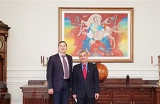 Ukrainian Deputy FM hails ties with Vietnam