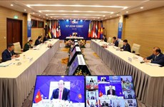 ASCC senior officials discuss activities for post-pandemic recovery