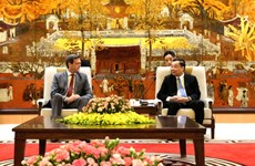 Hanoi highly values ADB's support in infrastructure development