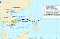 Storm Goni to abate to tropical depression