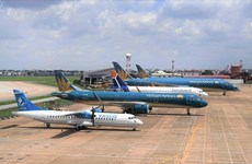 Vietnam Airlines adjusts flight schedules in anticipation of Storm Goni