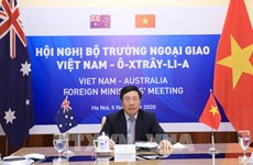 Australia wants to set up comprehensive strategic partnership with Vietnam: FM