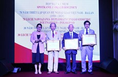 Gathering celebrates 70 years of Vietnam-Poland diplomatic ties