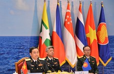 ASEAN navy chiefs call for stronger co-operation