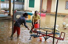 Australia, Switzerland offer humanitarian assistance to central region