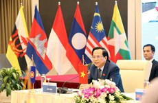 ASEAN officials gather at Socio-Cultural Community Council meeting