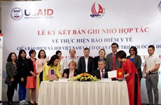 USAID helps Vietnam improve its social health insurance implementation