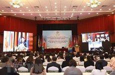 ASEAN People's Forum wraps up