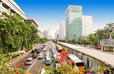Indonesia's capital city wins 2021 Sustainable Transport Award