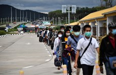 Thailand extends border checkpoint closure with Myanmar over pandemic complications