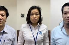 Ten prosecuted in Hanoi Centre for Disease Control case