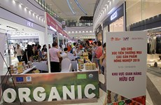 Hanoi Agriculture Fair features OCOP products from 26 cities and provinces
