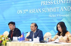 37th ASEAN Summit, related meetings on horizon