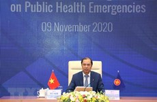 Deputy FM chairs 5th meeting of ACC working group on public health emergencies