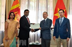 Sri Lanka supports flood-hit victims in central region