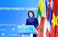 Vice President calls for solidarity among ASEAN businesswomen