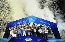Viettel secure V.League 1 championship on dramatic final day of season