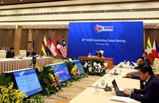 Foreign ministers reiterate ASEAN's resolve to resume COC talks