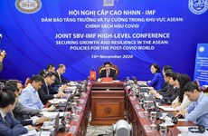 Conference seeks to recover growth in ASEAN post-COVID-19