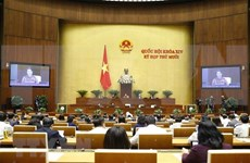 Lawmakers to continue Q&A session, debate draft documents on November 10