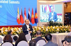 Prime Minister checks preparations for 37th ASEAN Summit, related events