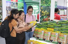 Vietnam International Agriculture Fair 2020 underway