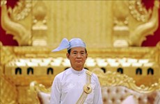 Myanmar President wins parliament seat in general elections