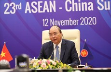 ASEAN-China ties among most substantive partner relations of ASEAN: PM Phuc
