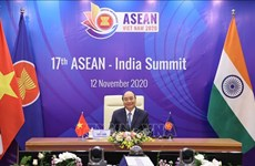 ASEAN, India reaffirm orientations to ties in 21st century