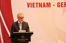 Forum promotes Vietnam - Germany economic, trade cooperation