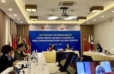 Teleconference held on ASEAN+3 tertiary education quality