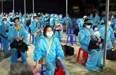 Vietnam sees no new COVID-19 cases on November 12 morning