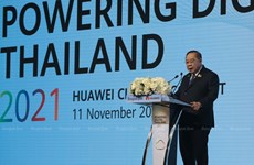 Thailand eyes to be region's digital hub