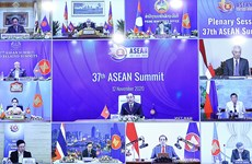 Thai PM points to major issues needing ASEAN's focus