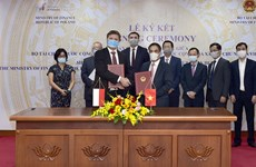 Vietnamese, Polish ministries sign MoU on finance cooperation