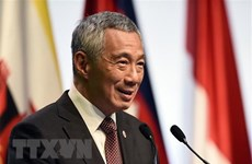 Singaporean PM calls for stronger economic ties between ASEAN, key partners