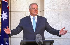 Australian PM affirms ASEAN's central role in regional recovery