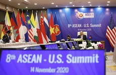 Thailand proposes areas of ASEAN's cooperation with external partners
