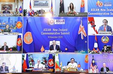 PM urges New Zealand to open door wider for ASEAN goods