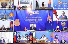 PM urges New Zealand to open door wider for ASEAN goods