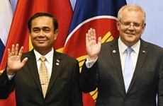 Thailand, Australia upgrade ties to strategic partnership
