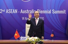 Australia supports ASEAN's COVID-19 response efforts