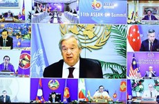 ASEAN-UN comprehensive partnership grows stronger than ever: UN Chief