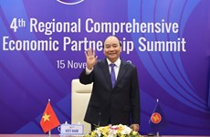 4th Regional Comprehensive Economic Partnership Summit opens