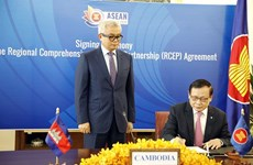 Signing of RCEP agreement a historic achievement of region: AKP