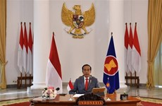 Indonesia proposes ASEAN+3 countries set up joint health security mechanism
