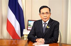 Thai PM stresses three priority aspects in ASEAN+3 cooperation