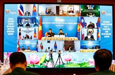 ASEAN member countries promote practical defence cooperation