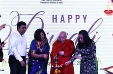 Diwali festival observed in HCM City