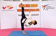 Martial artist wins bronze at virtual 2020 Taekwondo Asia champs